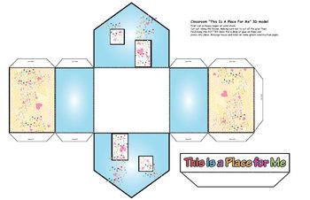 Take Home House pattern