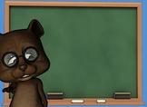 3D TWINZ: Brainy Bear Presents