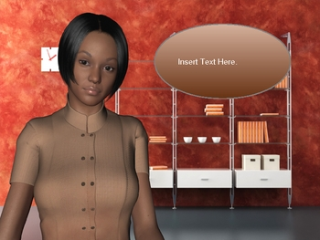 3D TWINZ: Character Pack Jasmine