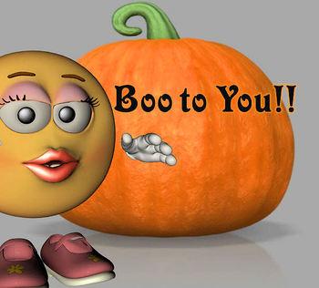3D TWINZ: Customer Appreciation Special! Happy Halloween!