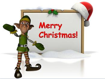 3D TWINZ: Customer Appreciation Special! Merry Christmas
