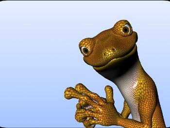 3D TWINZ: Mr. Gecko Presents