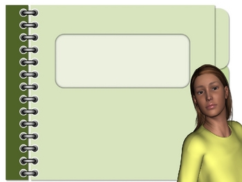 3D TWINZ: Olivia's Notebook Presents