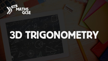 3D Trigonometry - Complete Lesson