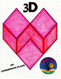 3D ON COORDINATE PLANE 4