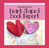 3D Valentines Day Book Report