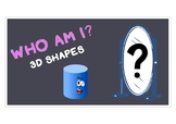 3D Who am I PowerPoint