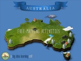 3D mapping activity - Australia