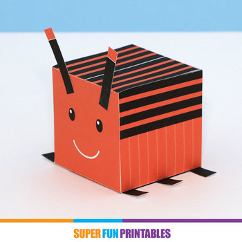 3D shape cube bugs