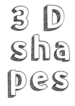 3D shapes Display
