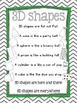 3D shapes-Shapin' up