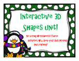 3D shapes activities {Common Core}