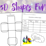 3D shapes fun!