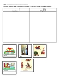 3E-CF-1-B: Demonstrate comprehension of fictional texts