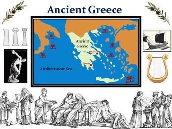 3G Social Studies-Ancient Cultures 3 Unit Combo task cards