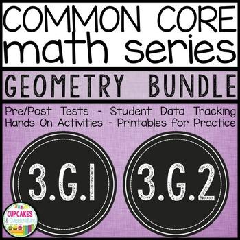 3.G.1 and 3.G.2 Third Grade Math