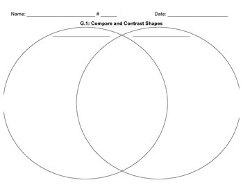 3G.1 Compare 2 Shapes