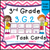 3.G.2 Task Cards