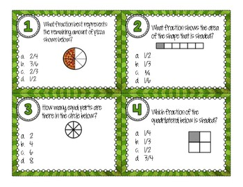 3.G.A.1 Task Cards