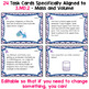 3.MD.2 Task Cards for Third Grade Math Common Core - Volum