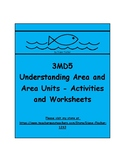 3MD5 - Understanding Area and Area Units