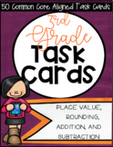3NBT CCSS Standard Based Task Card Bundle - Includes all NBT Standards!