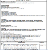 Math Plans & Sheets(1st 9 Weeks) 3rd Grade Common Core [BUNDLED]
