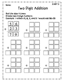 3.NBT.2  2-Digit Addition with regrouping