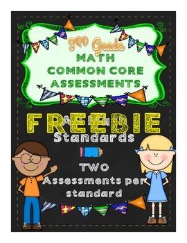 3.NBT.2 CCSS 2 Skills Assessments & 1 Performance Task/Constructed Response