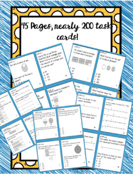 3NF CCSS Standard Based Task Card Bundle - Includes all NF standards!