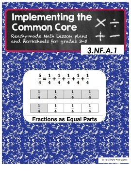 3.NF.A.1 Fractions as Equal Parts