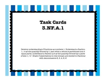 3.NF.A.1 Task Cards