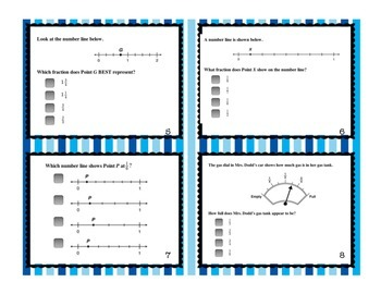 3.NF.A.2 Task Cards