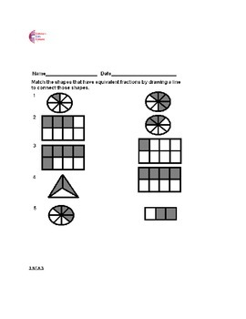 3.NF.A.3, 4.NF.B.3.B Adding + Subtracting Fractions and Equivalence Common Core