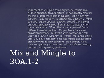 3OA.1 True Expressions Mix and Mingle Task Slides