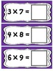 3.OA.7 Third Grade Common Core Worksheets, Activity, and Poster
