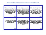 3.OA.A1 Grade 3 Common Core Multiplication Task Cards