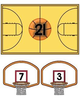 3.OA.B.5, 3.OA.C.7 - Ballin Number Bonds! Multiplication & Division Math Center