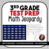 3RD GRADE MATH FSA  STAAR PARCC TEST PREP JEOPARDY