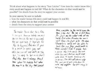3RD GRADE NYS ELA EXTENDED WRITING RESPONSE RUBRIC