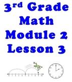 3RD GRADE NYS Math Module 2 Lesson 3 Smart Notebook