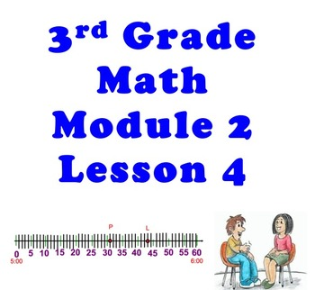 3RD GRADE NYS Math Module 2 Lesson 4 SMARTboard Notebook