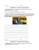 3RD GRADE READYGEN UNIT1-B SHORT RESPONSE RI.3.2