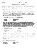 3RL.3 Character Trait Assessment
