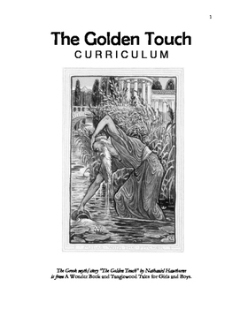 3SL - The Golden Touch Curriculum