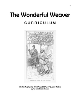 3SL - The Wonderful Weaver Curriculum