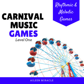 Carnival Music Games {Level 1}