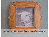 3d Miniature Masterpiece