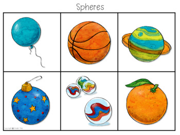 3d Shapes Activities and Centers