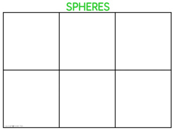 3 D Shapes - Lessons - Tes Teach